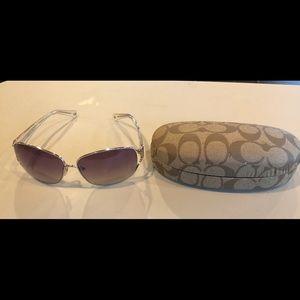 Coach Alyssa Sunglasses